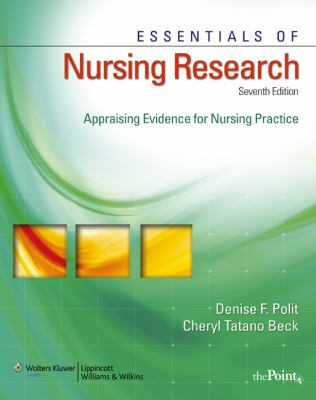 Essentials of nursing research-9780781781534-7-Polit, Denise F. & Beck, Cheryl Tatano-Lippincott Williams & Wilkins