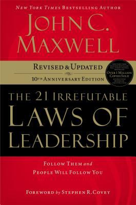 The 21 irrefutable laws of leadership-9780785288374--Maxwell, John C.-Thomas Nelson Incorporated
