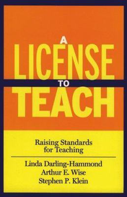 License to Teach-9780787946807--Linda Darling-Hammon-Jossey-Bass, Incorporated Publishers